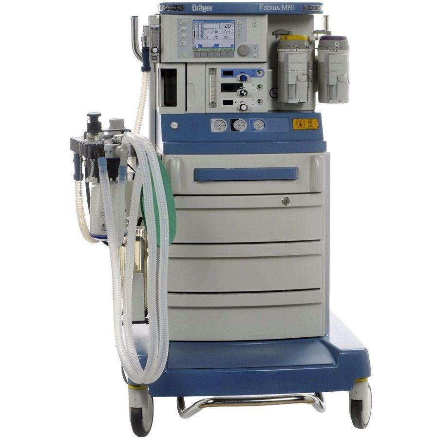 Наркозно-дыхательный аппарат Drager Fabius MRI