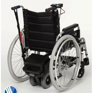 Кресло-коляска инвалидное механическое Vermeiren V-Drive
